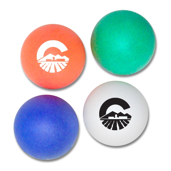Premium Blue Ping Pong Ball Regulation Size