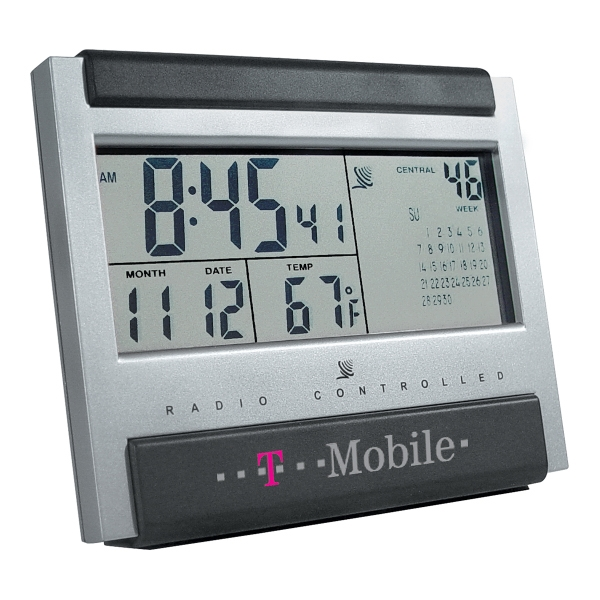 Atomic Desk Clock