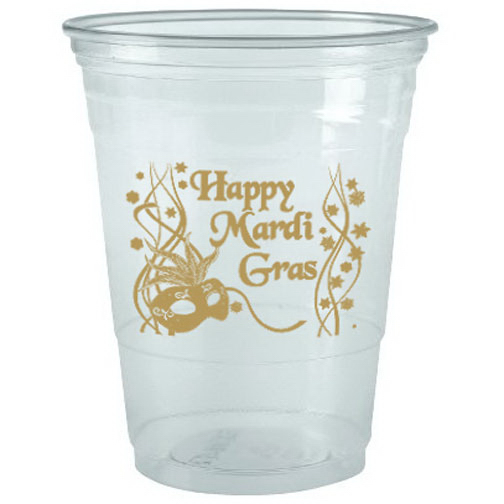 24 oz. Clear Plastic Party Cup