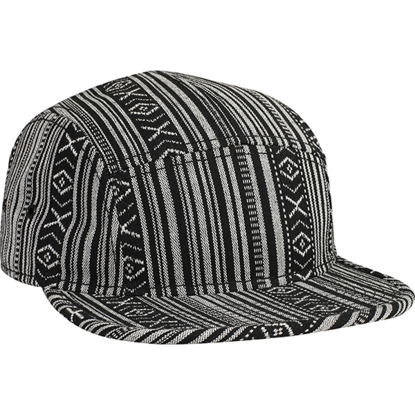 Five Panel Camper Style Cap