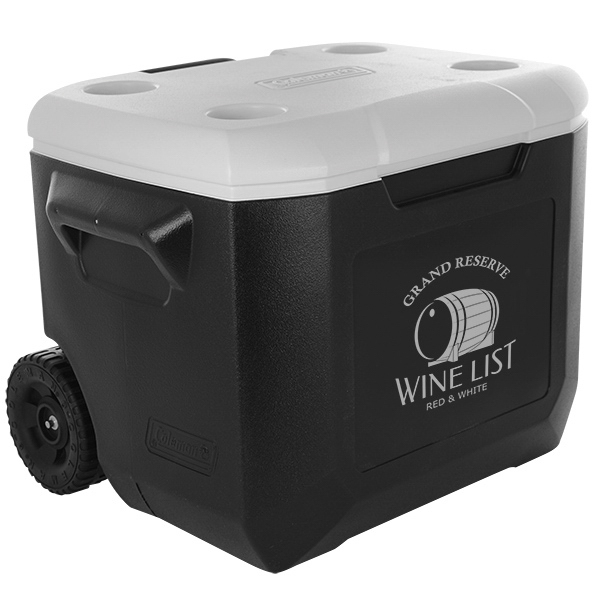 Coleman (R) 60 Quart Wheeled Cooler