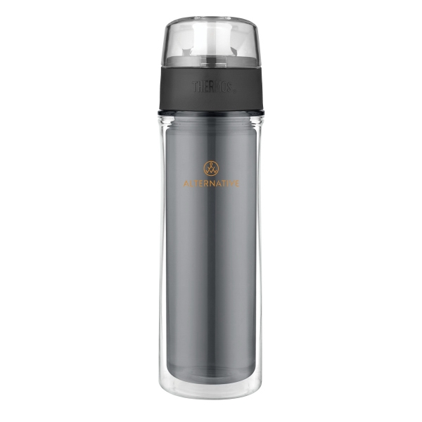 Thermos(R) Double Wall Hydration Bottle - 18 Oz.