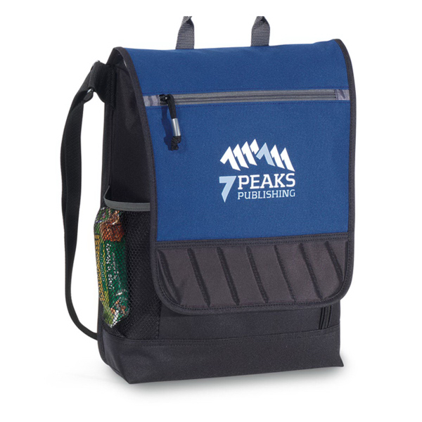 Passage Vertical Messenger Bag
