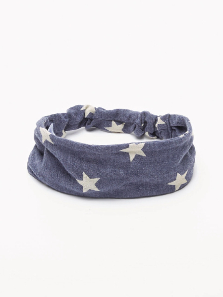 Women's Printed Eco Jersey Headband