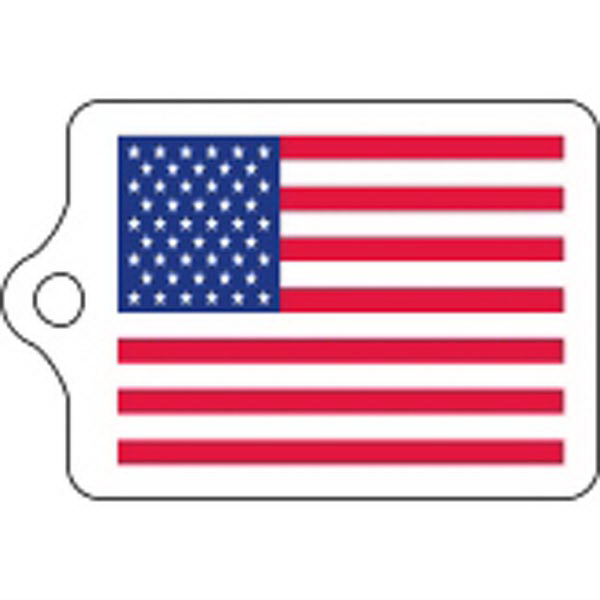 Flag Key Tag