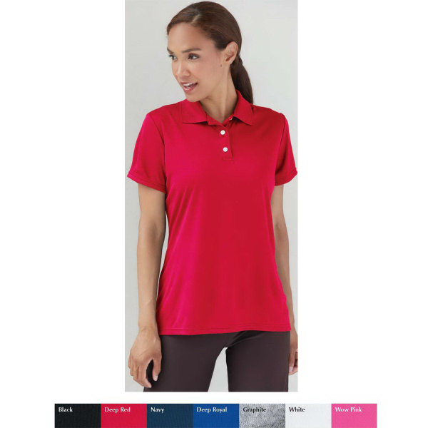 Hanes (R) Ladies' Cool Dri (R) Sport Shirt