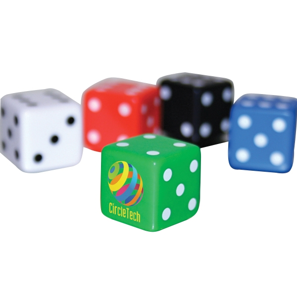 "3/4"" Value Line Promotional Dice"