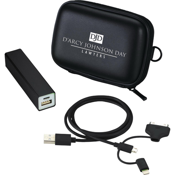 Jolt Power Kit with MFI 3-in1 Cable