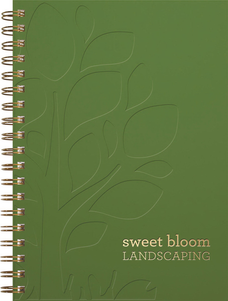 NEW! SmoothMatte Flex PerfectBooks - Medium NoteBook