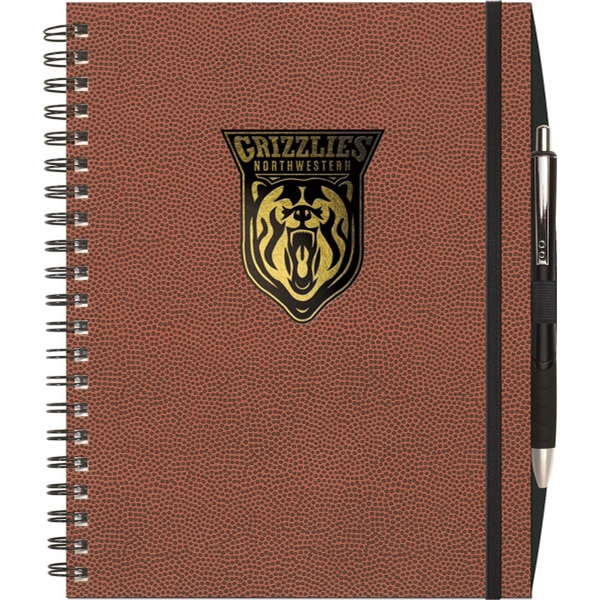 SportsBooks - Large NoteBook