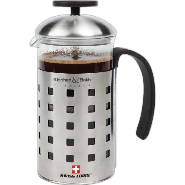 The Swiss Force (R) French Press