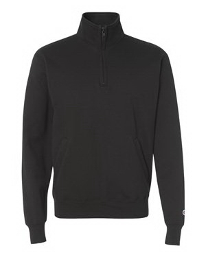 Champion Eco (R) Quarter-Zip Pullover Sweatshirt
