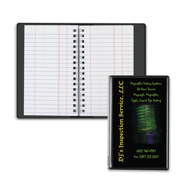 Wire-O Entrapment Tally Book Jr.