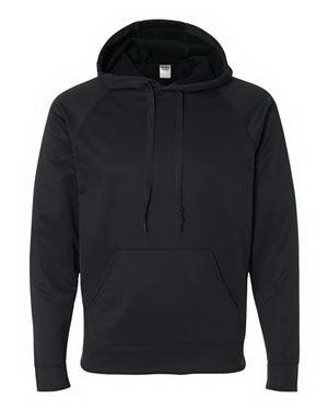 Jerzees (R) Sport Tech Fleece Hooded Pullover Sweatshirt