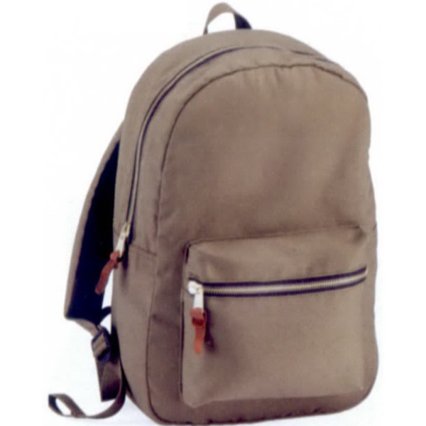 Hardware Heritage Canvas Backpack
