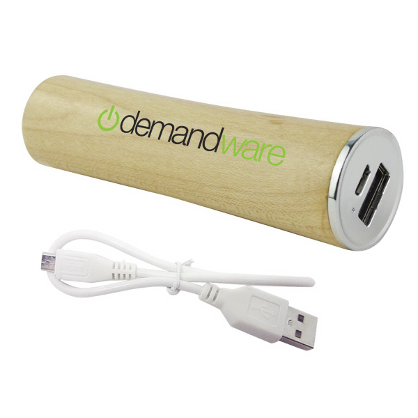 Eco Power Round 2600 mAh power bank