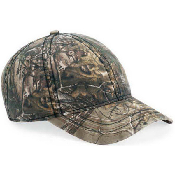 Outdoor Cap Camo Cap With Flag Undervisor