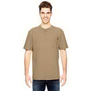 Dickies Heavyweight Work Henley