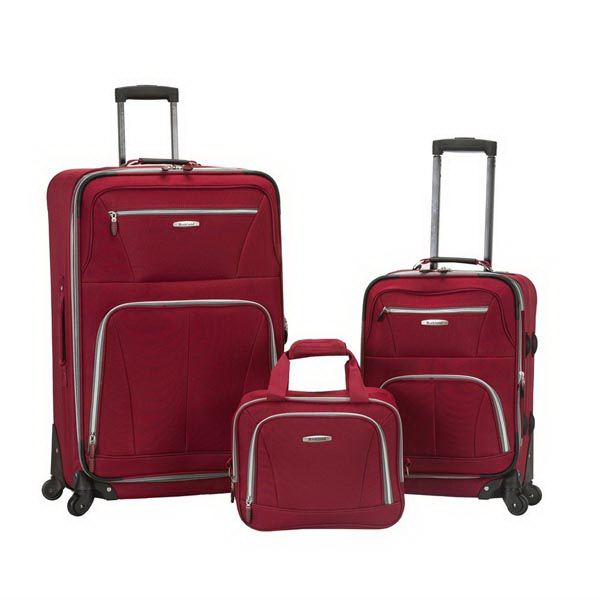 Pasadena 3 Pc. Set - Red