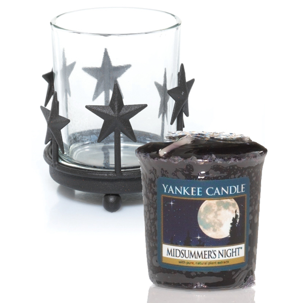 Sampler Votive Bundle - Rustic Stars-Midsummer's Night