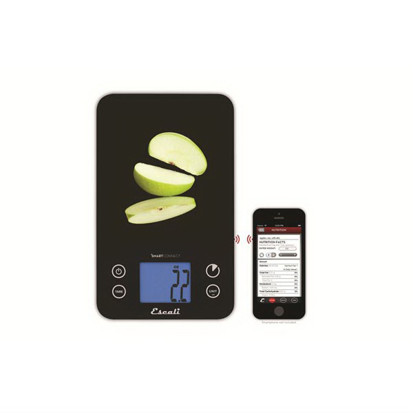 SmartConnect (TM) Bluetooth (R) Kitchen Scale