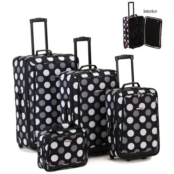 Escape, 4 pc. Set - Black Dot