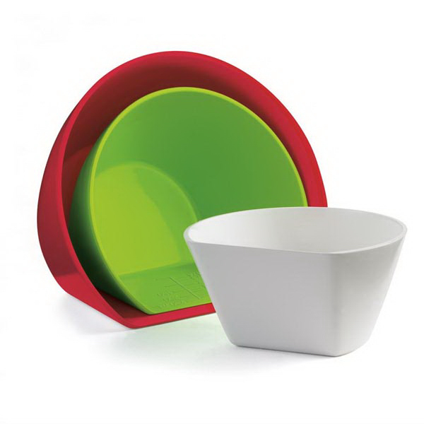 Cuisipro Scoop Bowls - Set of 3