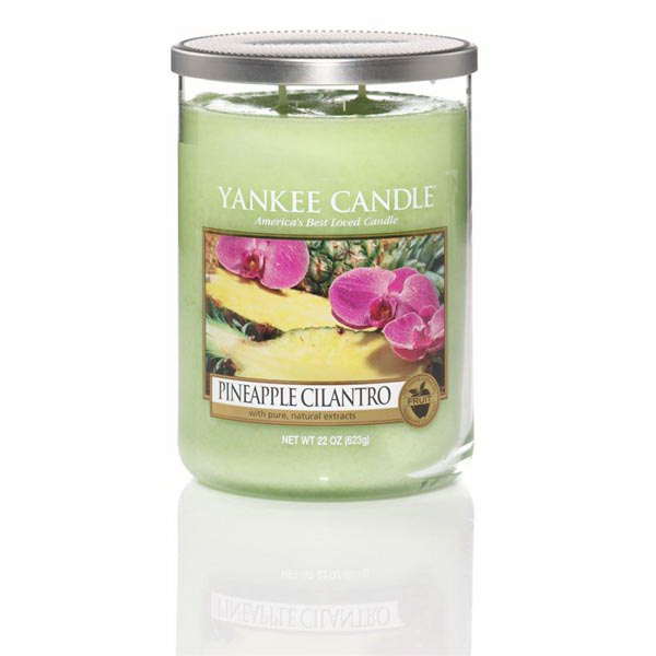 Large 2-Wick 22 oz. Tumbler - Pineapple Cilantro