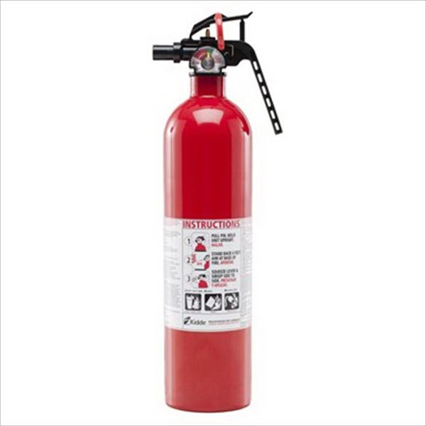 Full Home Extinguisher (UL rated 1-A, 10-B:C)