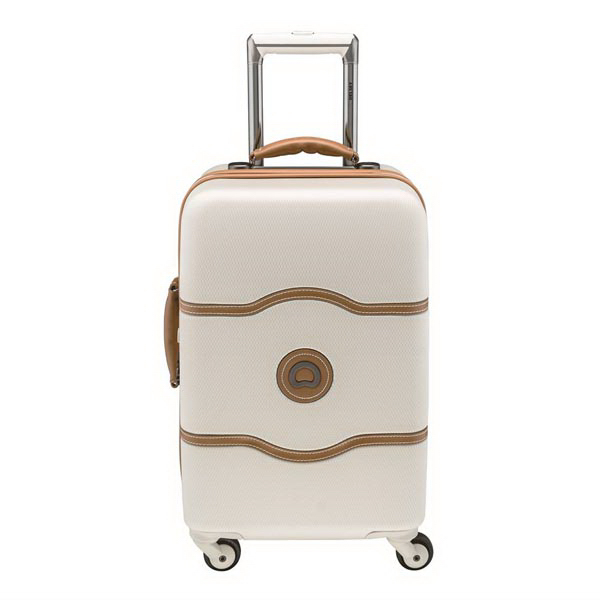 "Chatelet 21"" Carry-on Spinner Trolley Champagne"