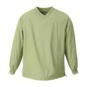 North End (R) Men's V-Neck Unlined Wind Shirt