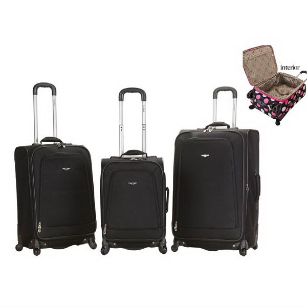 Fusion, 3 pc. Set - Black