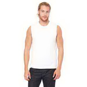 Bella + Canvas Men's Jersey Muscle Tank