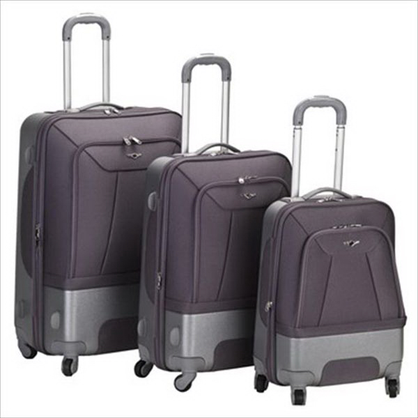 Rome, 3 pc. Set - Lavender