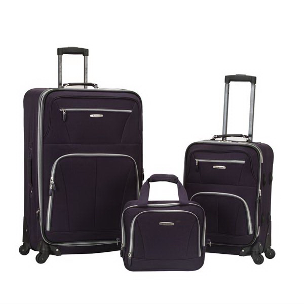 Pasadena 3 Pc. Set - Purple