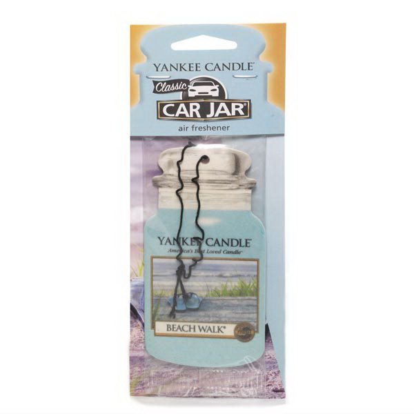 Car Jar (R) Air Fresheners 3 Pack - Beach Walk