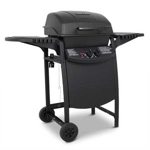 Two-Burner Gas Grill