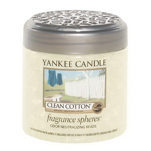 Fragrance Spheres (TM) 6 oz. - Clean Cotton