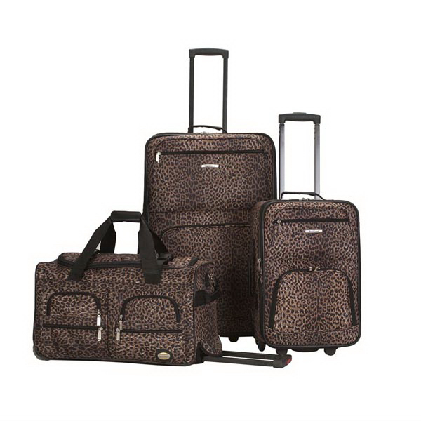 Journey II 3 Pc. Set - Leopard