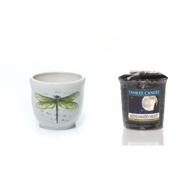 Sampler Votive Bundle - Dragonfly-Midsummer's Night