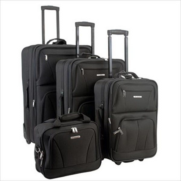 Journey, 4 pc. Set - Black