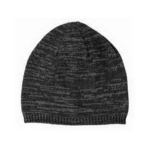 Big Accessories Two-Tone Marled Beanie