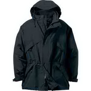 North End (R) Men's 3-in-1 Parka with Dobby Trim