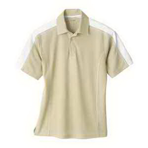 Extreme Eperformance (TM) Men's Pique Colorblock Polo