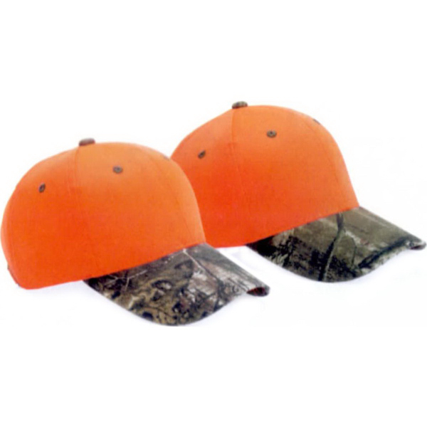 Outdoor Cap Blaze Crown Camo Visor Cap