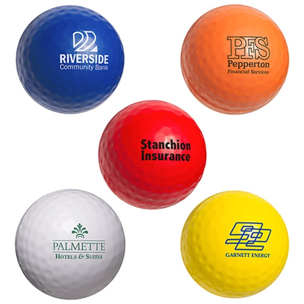 Golf Ball Stress Reliever
