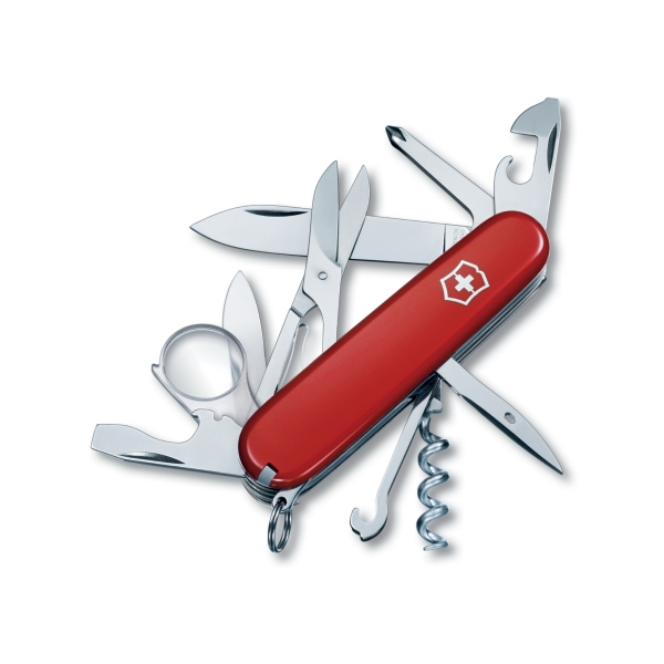 Explorer Swiss Army Knife - Translucent