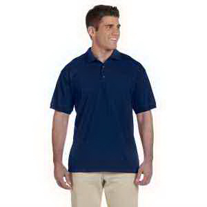 6.1 oz Ultra Cotton (R) Jersey Polo