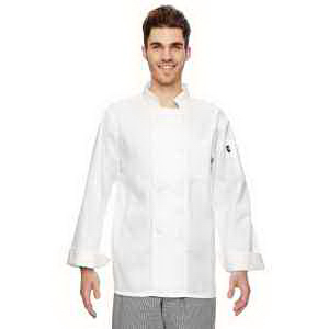 Dickies 7 oz. Eight Button Chef Coat