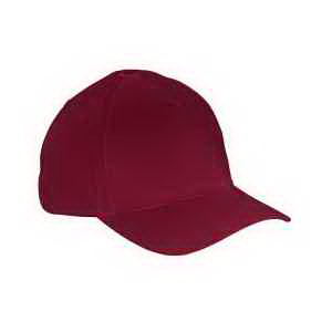 Big Accessories 5-Panel Brushed Twill Cap